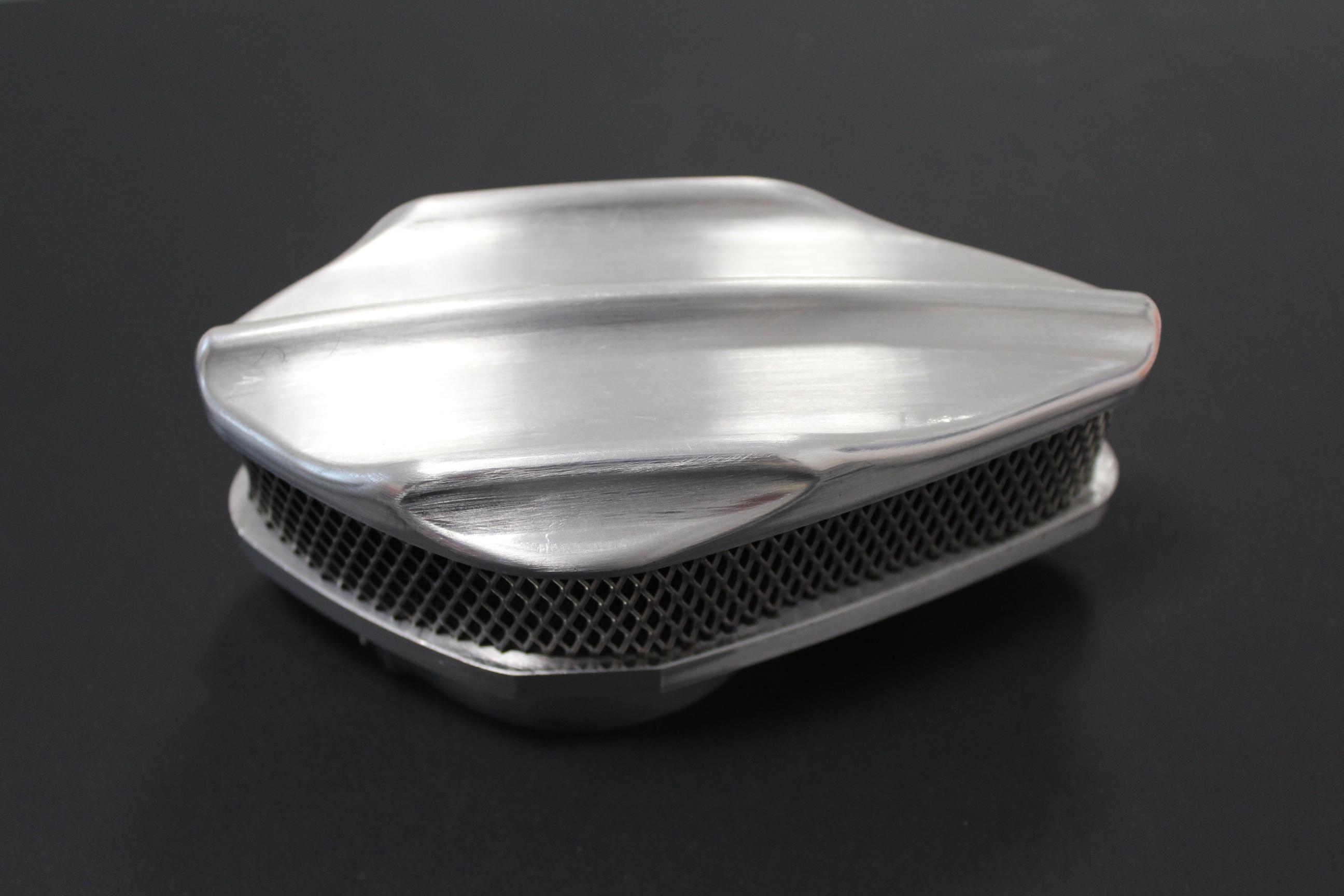 old school racing air filter